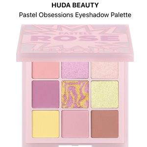 Huda Beauty Pastel Rose